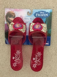 Disney Frozen Anna Dress Up Shoes Ages 3 + Alexandria, 22310