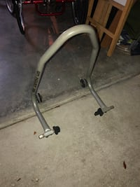 Back tire motorcycle stand Clermont, 34714