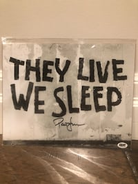 """Peter Jason """"Gilbert"""" From THEY LIVE Autographed 8"""" x 10"""" Print Brant, N0E 1R0"""