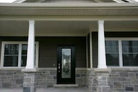 Soffit and fascia installation Barrie