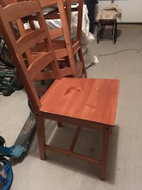 Set 4 ikea chairs  Ottawa, K4M 0E2