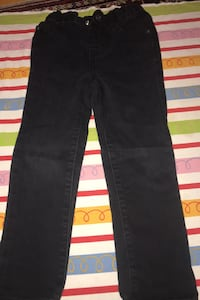 Kids boy pants skinny size 5T black Toronto
