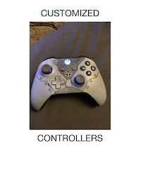 CUSTOMIZED CONTROLLERS