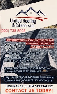 Free Roof Replacement ! Call to see if you qualify ! Lorton