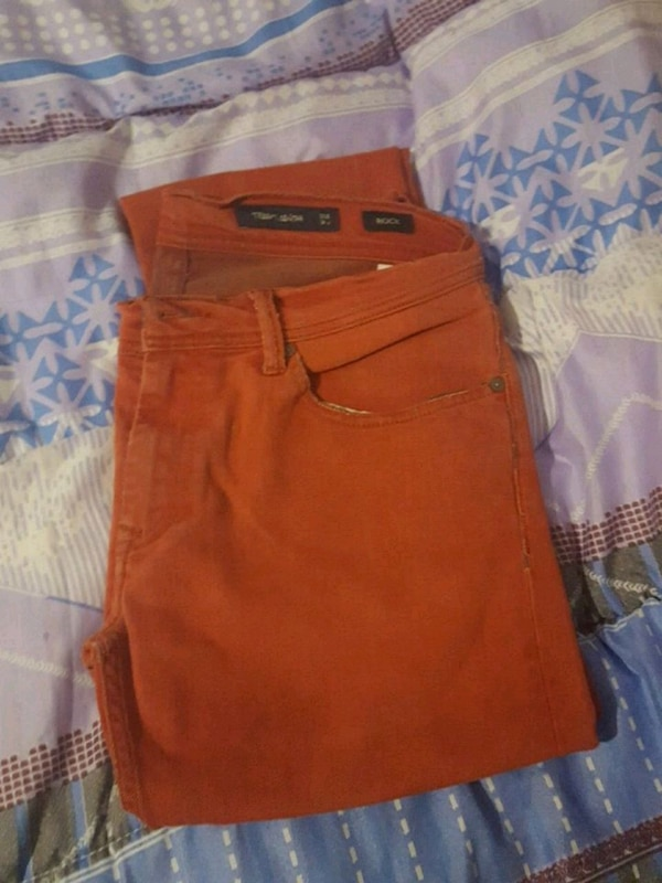Pantalon Rouge Teddy Smith