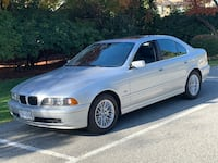 2001 BMW 530I ONLY 66000KM Local No accidents. Like new North Vancouver