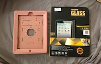 iPad 2/3/4 Case and 2 Screen Protectors  New York, 10022