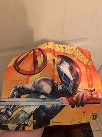 Borderlands Mouse Pad. Chesapeake, 23322