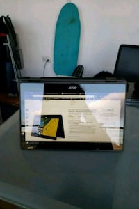 11.6 inch touchscreen convertible 2-in-1 laptop Greater London, NW1 8NL
