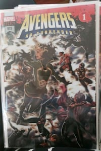 Avengers No Surrender 1-16 Fairfax, 22032
