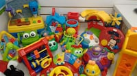 (119) Baby developing toys from 5$ each Etobicoke