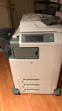 HP colour laser jet copier Kelowna, V1V 2P9