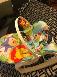 Baby Grow with Me Rocking Chair