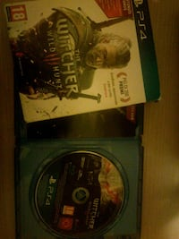 The witcher 3 ps4 6796 km