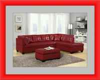 Cardinal sectional free delivery