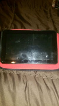 black and pink tablet computer Huffman, 77336
