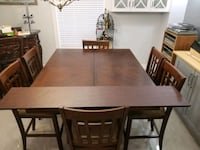 Solid wood dining table Vaughan, L6A 2H7