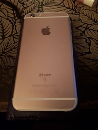Iphone 6s 16gb. Rosegull