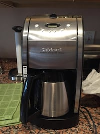 Cuisinart coffee pot brand new never been used New York, 11691