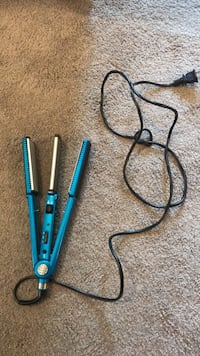 Hair Straightener and Crimper