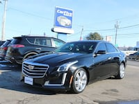 Cadillac CTS 2.0T Luxury Collection 2016