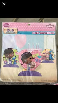 DOC Mcstuffins Birthday Party supplies  Falls Church, 22044