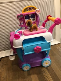 Doc mcstuffins toy cart 44 km