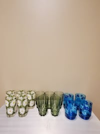 KITCHEN ITEMS: DISHES, GLASSWARE, KNIVES, UTENSILS, etc. (pls. see all photos) Arlington, 22204