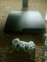 PS3 plus games and controller Tallahassee, 32303