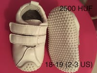 Sneakers for baby 18-19 (US 2-3), new Будапешт, 1037