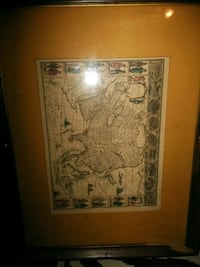 Old style maps pictures Jackson, 39206