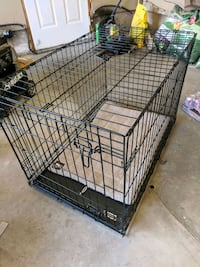 Xl dog cage Mississauga, L4V 1E8