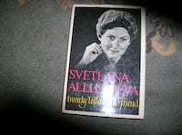 Svetlana Alliluyeva (Stalins Daughter) Springfield