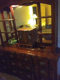 Matching dresser and armoire very nice Boonsboro, 21713
