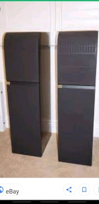 JBL tower speakers