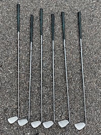 Golf Clubs- Tour Model III Irons