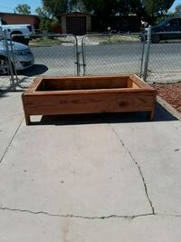 3ftx6ft redwood garden box  Brawley, 92227