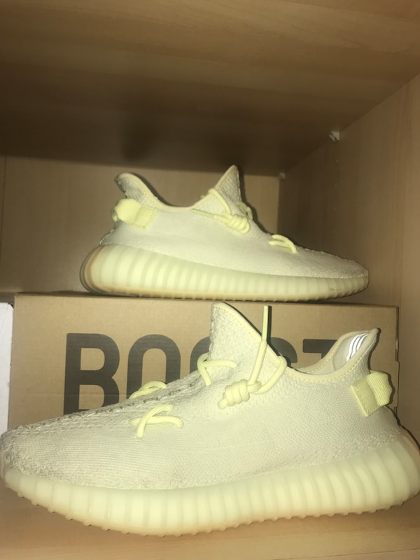 c200363873245 Used yeezy 350 boost butter size 10 for sale in Wilmington - letgo