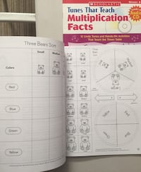 4 Math workbooks K - 2 Mississauga, L5E 2X1