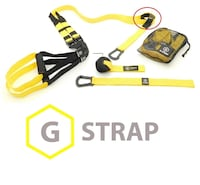 G-Strap Pro Body weight training/fitness system RE Virginia Beach