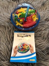 Brand new in box marble maze Vancouver