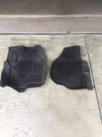 Black ford supersuty floor matts Perry Hall, 21128