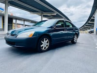 2003 Honda Accord EX 5AT w/Leather PZEV Capitol Heights