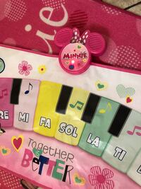 Minnie Mouse kids piano  Perris, 92571