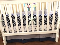 Mini crib bundle Sterling, 20164
