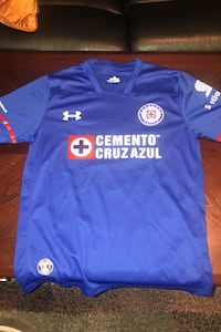 Mexican League Cruz Azul Jersey #9 Mens Medium Toronto, M9N 3L4