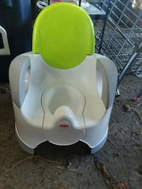 white and green potty trainer Beaver Falls, 15010