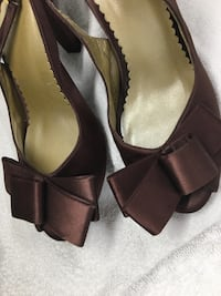 Brown Shoes Women size 8.5 kindly used Tampa, 33624