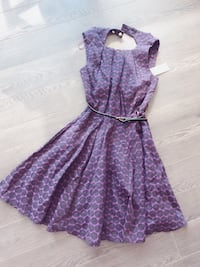 Closet dress from England Size 4 new with tags  Vancouver, V6Z 1Y6