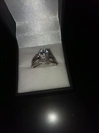 925 Sterling silver Females engagement  Newton